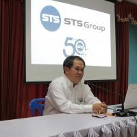 บริษัท STS Group ประชาสัมพันธ์
