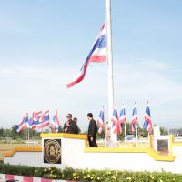 ครบ 100 ปีที่ประเทศไทยกำหนดให้มีธงชาติไทยรัฐบาล