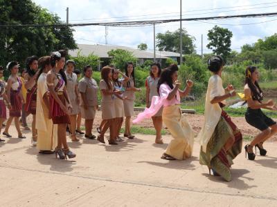 โครงการผ้าป่าเพื่อการศึกษา