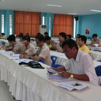 ประชุมกิจกรรมแนะแนวการเข้าเรียนอาชีวศึกษาและกิจกรรม open house