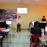 อบรมการใช้และพัฒนาสื่อการเรียนการสอนด้วยผลิตภัณฑ์ Mac