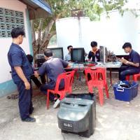 FIX IT CENTER ทีมซ่อม ณ หมู่บ้านทางหลวง