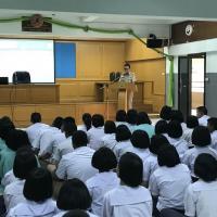 โครงการเสริมประสบการณ์วิชาชีพนักเรียน ณ โรงเรียนสระแก้ว