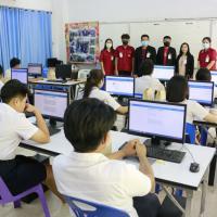 การทดสอบความรู้ความถนัดทางวิชาชีพ นักเรียน นักศึกษา