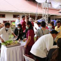 3 พฤษภาคม 2561 โครงการสร้างภูมิคุ้มกันนักเรียน นักศึกษา
