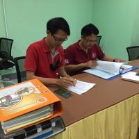 4 พฤษภาคม 2561 การปฐมนิเทศนักเรียน นักศึกษาใหม่ ระดับชั้นปวส.