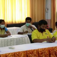 ฝ่ายพัฒนากิจการนักเรียน นักศึกษา ครั้งที่ 1/2564