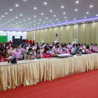 จัดการประชุมผู้บริหาร ครู และบุคลากรทางการศึกษา