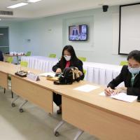 การประชุมผู้บริหารผ่านระบบ Video Conference