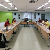ประชุมออนไลน์การสนทนากลุ่มและสัมภาษณ์เชิงลึกเรื่องค่าใช้จ่าย