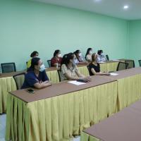 จัดการประชุมผู้ประกอบการร้านค้า ภายในวิทยาลัยเทคนิคสระแก้ว