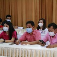 ประชุมครูที่ปรึกษานักเรียน นักศึกษา ระดับ ปวช.1 และ ปวส.1