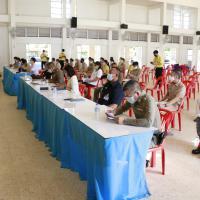 ประชุมคณะกรรมการบริหารงานอำเภอ