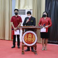 การปฐมนิเทศนักเรียนนักศึกษาใหม่ประจำปีการศึกษา 2564