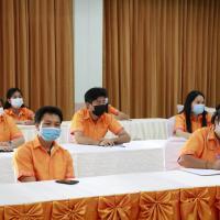 ประชุมเตรียมความพร้อมในการจัดการเรียนการสอนลูกเสือวิสามัญ