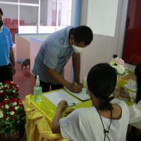 ประชุมเตรียมความพร้อมรับการนิเทศ การประกันคุณภาพการศึกษาภายใน