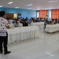 จัดการประชุมผู้ประกอบการรถรับ-ส่ง นักเรียน นักศึกษา