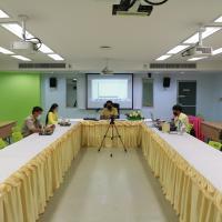 ประชุมบนโยบายการดำเนินงานศูนย์บริหารเครือข่ายการผลิตและพัฒนา