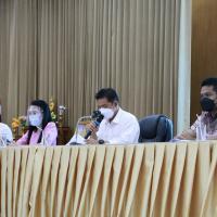 วิทยาลัยเทคนิคสระแก้วได้จัดการประชุมผู้บริหาร ครู และบุคลากร