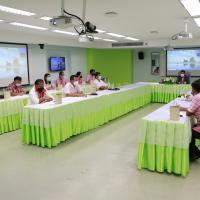 ประชุมมอบนโยบายการดำเนินงานโครงการพัฒนาศูนย์ความเป็นเลิศ