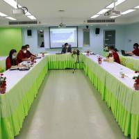 ประชุมการดำเนินงานศูนย์พัฒนาอาชีพและการเป็นผู้ประกอบการ