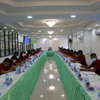 ประชุมคณะกรรมการบริหารสถานศึกษา หัวหน้าแผนกวิชา หัวหน้างาน