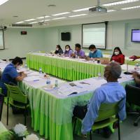 การประชุมคณะครูผู้สอนนักเรียน นักศึกษา ทุกระดับชั้นปี
