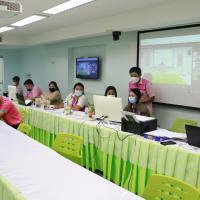 การประชุมเชิงปฏิบัติการพัฒนาเครื่องมือติดตามโครงการรณรงค์ป้องกัน