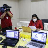 การอบรมโครงการฝึกอบรมหลักสูตรการเป็นผู้ประกอบการออนไลน์