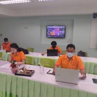 พิธีเปิดโครงการการฝึกอบรมพัฒนาทักษะวิชาชีพ(หลักสูตรระยะสั้น)