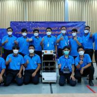 ผลการแข่งขันหุ่นยนต์อาชีวศึกษา บริการทางการแพทย์ ระดับชาติ