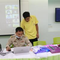 การประชุมการประเมินโครงการอาชีวะต้านยาเสพติด ระดับภาค