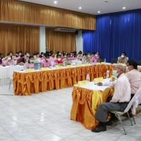 การประชุมพิจารณาเกรดภาคเรียนที่ 1 ประจำปีการศึกษา 2564