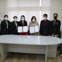 วิทยาลัยเทคนิคสระแก้วได้บันทึกข้อตกลงความร่วมมือ(MOU)