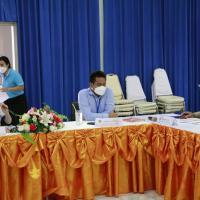 ประชุมการจัดงานเปิดกิจกรรมเวทีศักยภาพครู นักเรียนในการแลกเปลี่ยน