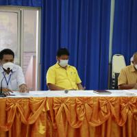 การประชุมการจัดสรรวัคซีนป้องกันโรคโควิด 19