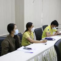 ประชุมวางแผนการปฏิบัติงานฝ่ายพัฒนากิจการนักเรียนนักศึกษา