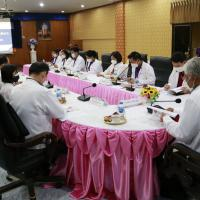 ประชุมการจัดตั้งศูนย์ซ่อมสร้างเพื่อชุมชน (Fix it Center)