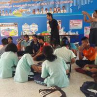 โครงการส่งเสริมสุขภาวะในสถานศึกษา
