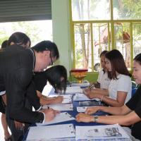 โครงการประชุมสร้างความเข้าใจกรอบแนวทางการดำเนินงานสวนพฤกษศาสตร์