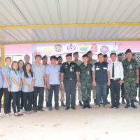 โครงการส่งเสริมคุณธรรม จริยธรรมปลูกฝังความเป็นคนไทย คนดี คนเก่ง