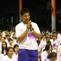 โครงการอบรมคุณธรรม จริยธรรม นักเรียน นักศึกษา ประจำปี 2560