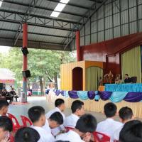 การปฐมนิเทศนักเรียน นักศึกษาใหม่ ประจำปี 2560
