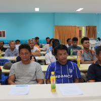 โครงการเสริมสร้างการมีวินัยของนักเรียน นักศึกษา